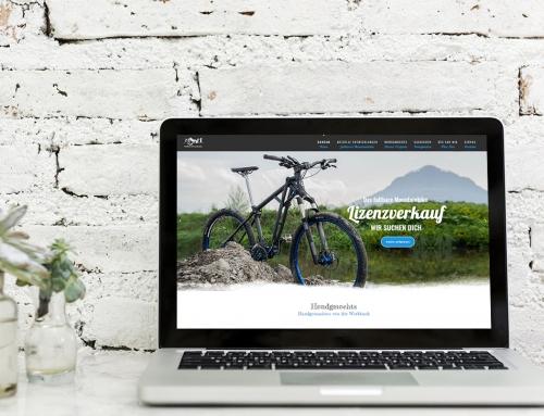 Webdesign für die Tonkel Om handmades OG