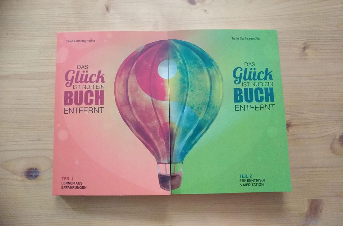Referenz Buch-Layout Tanja Danksagmüller
