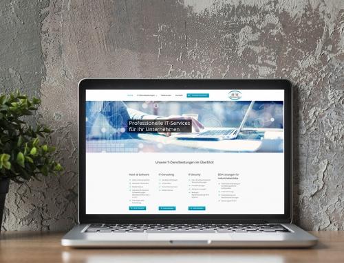 Webdesign für BE-Computer Bernhard Eppenschwandter